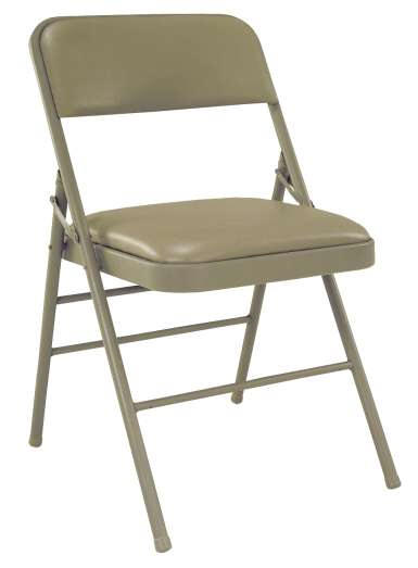 Vinyl Padded Folding Chairs